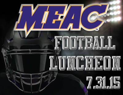 MEAC Football Luncheon - 2015 Media Day