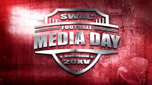SWAC 2015 Media Day