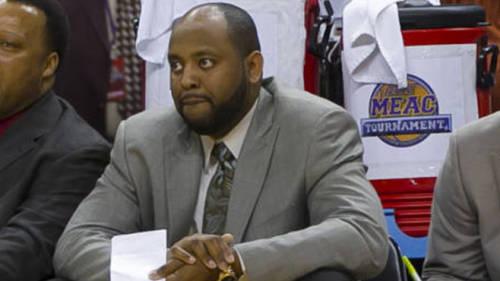 Alcorn State University named Montez Robinson as ...
