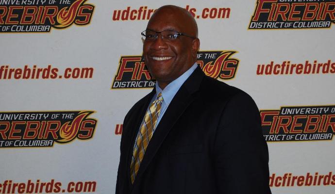 UDC Announces Hiring of DeWayne Burroughs as Head...