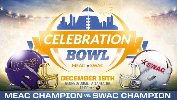 MEAC vs SWAC 2015 Celebration Bowl