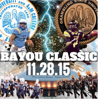 42nd Annual 2015 Bayou Classic