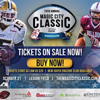 74th Annual Magic City Classic 2015