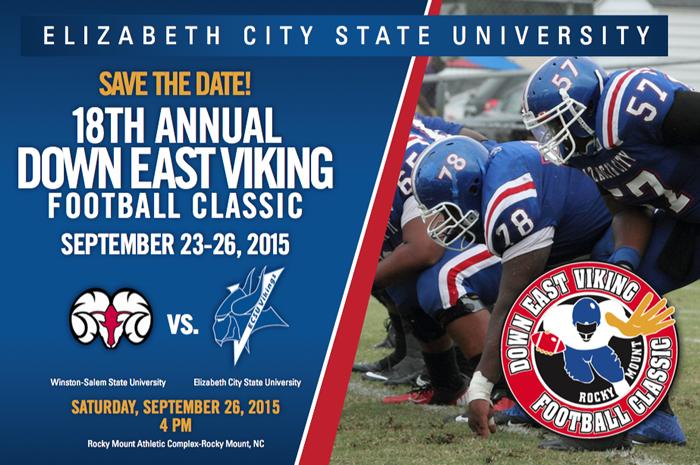 18th Annual Down East Viking Football Classic
