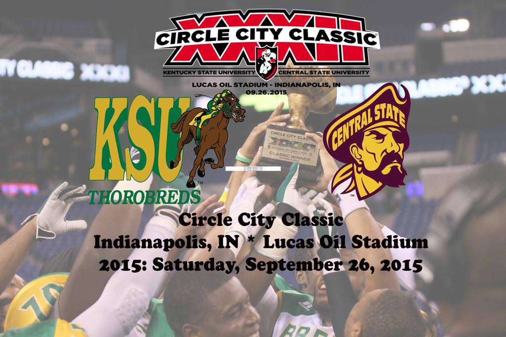 The 32nd Annual Circle City Classic 2015