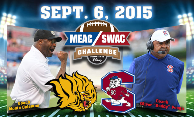 MEAC/SWAC Challenge will be aired on ESPN Network...