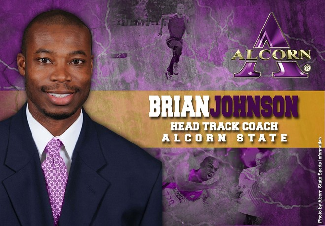 Alcorn State University names Brian Johnson as th...