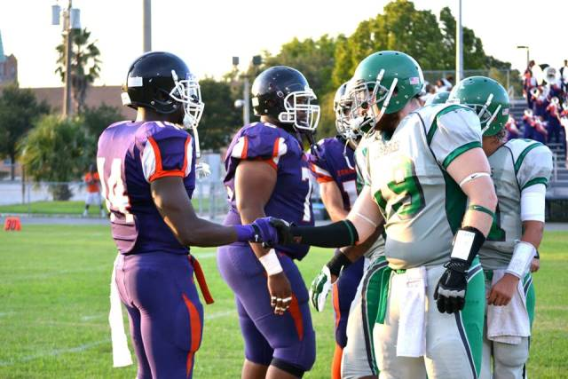 Edward Waters Tigers routs Glory Eagles of Univer...