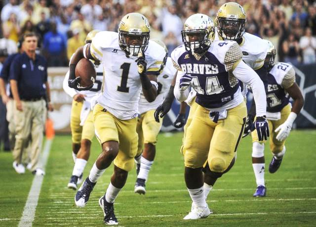 Alcorn State Braves no match for 16th Ranked Geor...