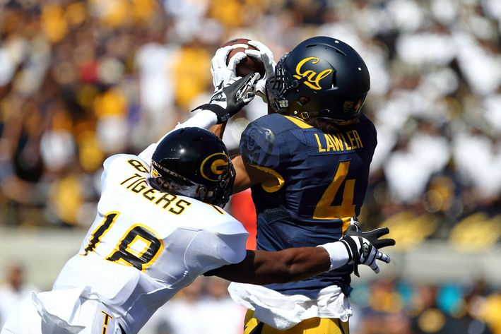 Grambling State Tigers get maul by Cal Golden Bea...