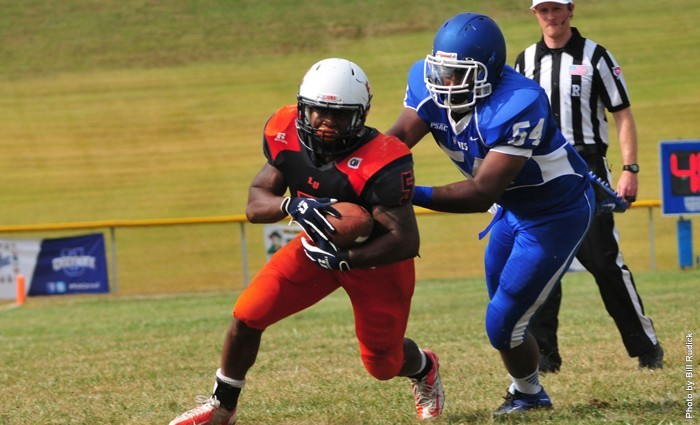Lincoln holds on for victory over Cheyney in Annu...