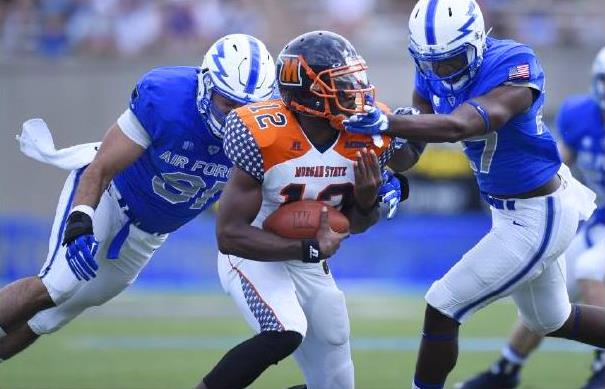 Morgan State gets crush by Air Force Academy Falc...