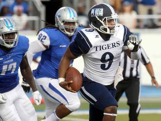 Jackson State Tigers get rolled over by the Blue ...