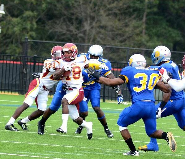 Tuskegee picks up a win over Albany State in the ...