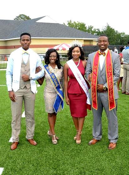 Ms  Albany State University and Ms Tuskegee Unive...
