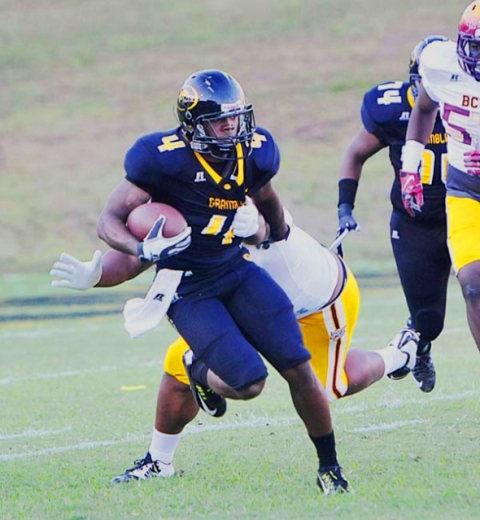 Grambling State Tigers suffer loss against Bethun...