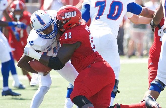 Tennessee State Tigers fall at Jacksonville State