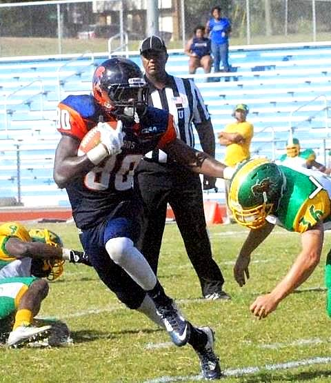 Virginia State Trojans push past Kentucky State T...