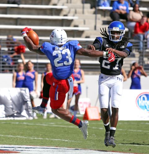 Fayetteville State Brocos suffered a loss to No. ...