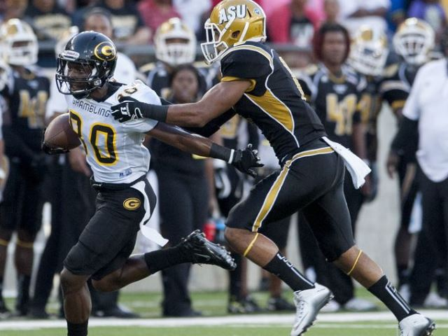 Grambling State Tigers smash the Hornets of Alaba...