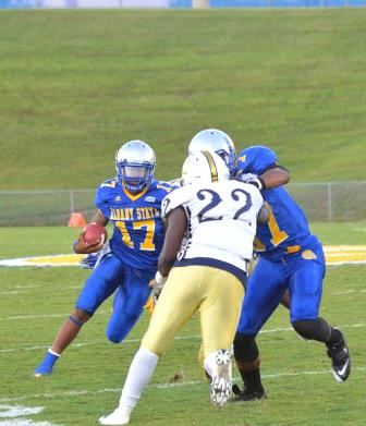 Albany State Golden Rams defeat the Tigers of Sti...
