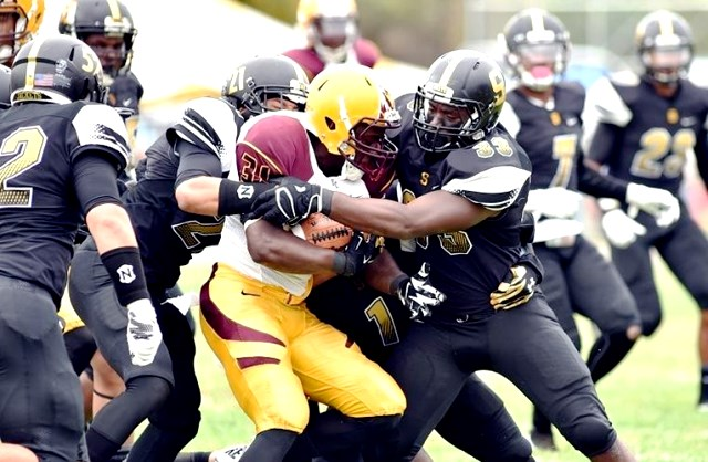 West Virginia State Yellow Jackets drop gridiron ...
