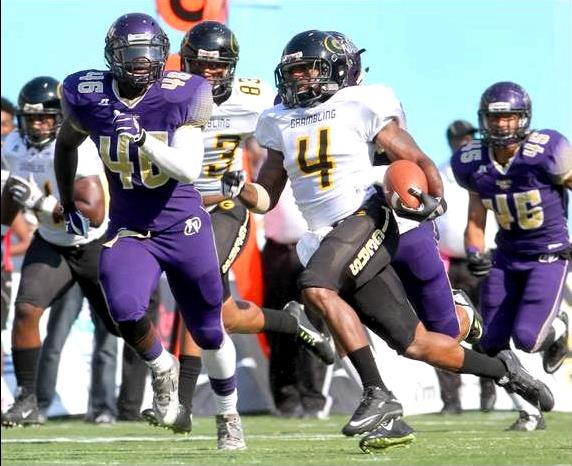 Grambling State Tigers run away from Prairie View...