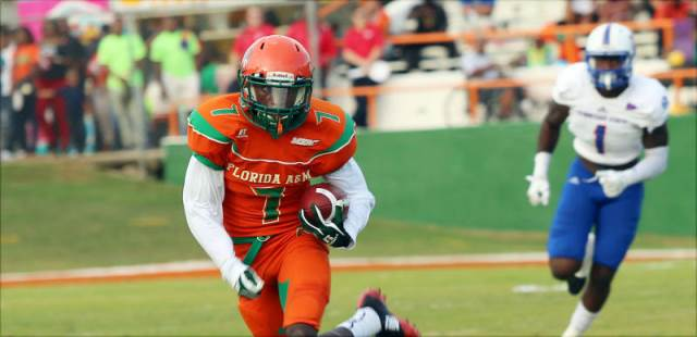 Florida A&M Rattlers let Tennessee State Tigers s...