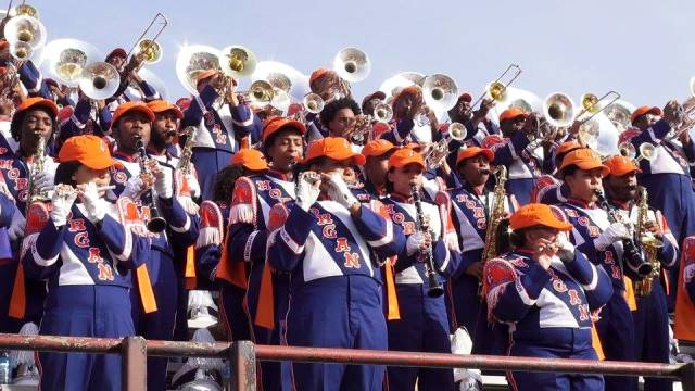 Morgan State University Magnificent Marching Mach...