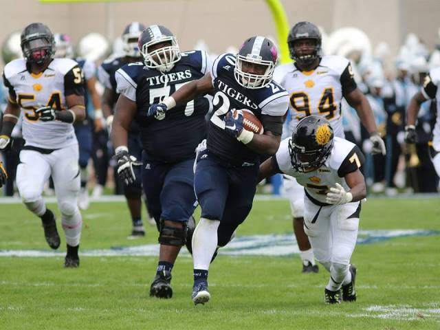 Jackson State Tigers beat Arkansas-Pine Bluff for...