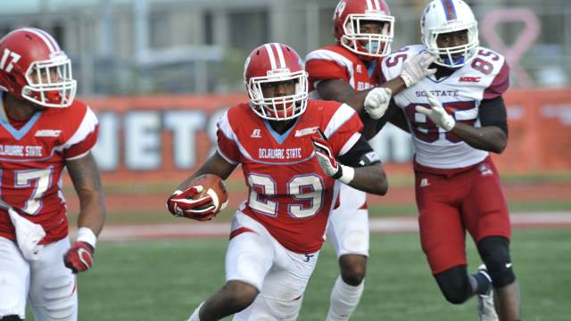 Delaware State Hornets suffer homecoming setback ...