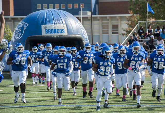 Fayetteville State University take the field for ...