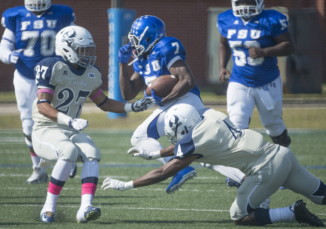 Fayetteville State Broncos earned a divisional, ...