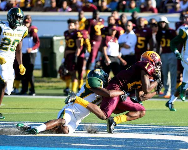 Bethune-Cookman Wildcats outlast the Spartans of ...