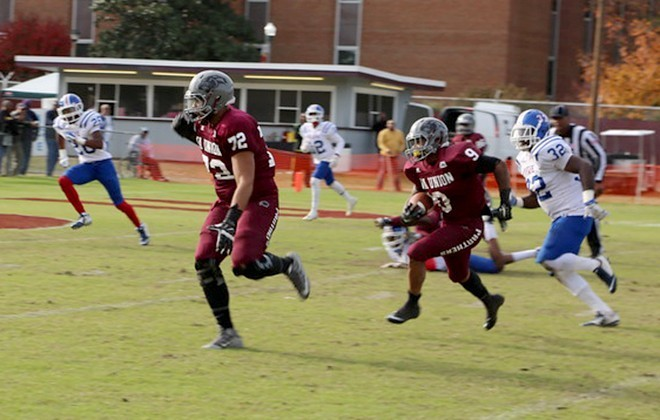 Virginia Union Panthers go undefeated at home for...