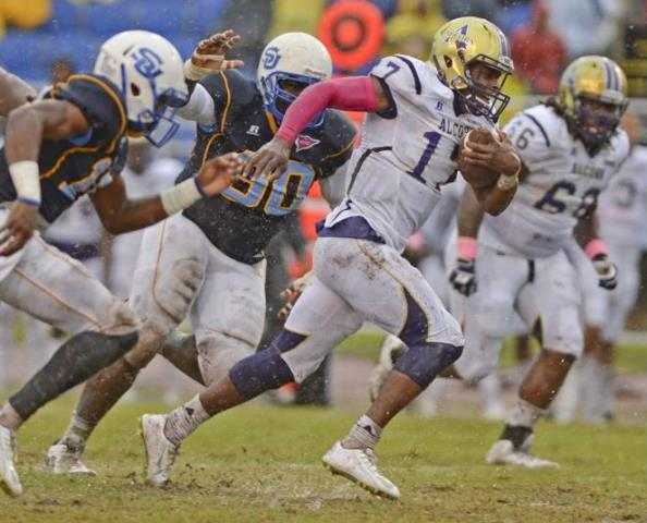 Alcorn State Braves take down Southern Jaguars