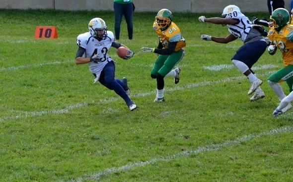 Kentucky State Thorobreds close out season with w...