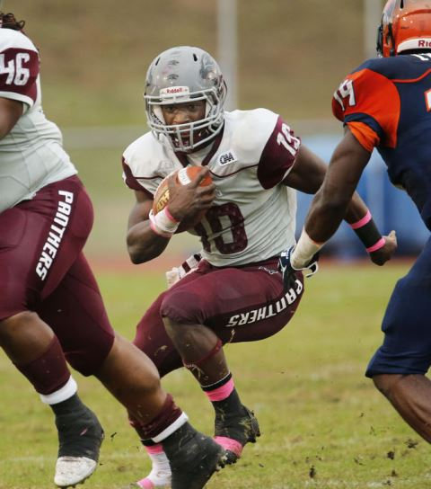 Virginia Union Panthers come back to beat the Tro...