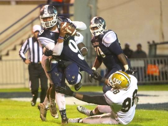 Alabama State Hornets trim Jackson State Tigers