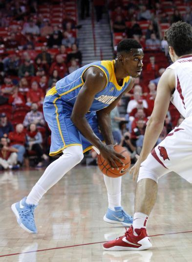 Southern Jaguars get left in the dust by Arkansas...
