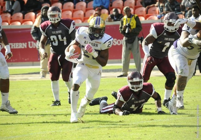 Alcorn State Braves rout Texas Southern Tigers