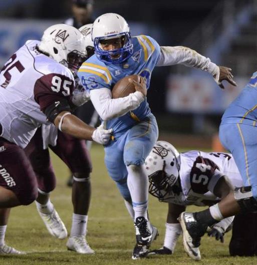 Southern Jaguars blast Alabama A&M Bulldogs