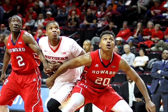 Howard Bison come up short against Rutgers Scarle...