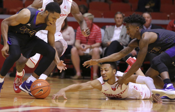 Prairie View A&M Panthers fall to Houston Cougars