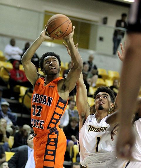 Morgan State Bears come up short against Towson T...