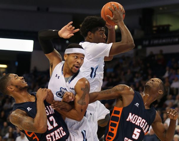 Old Dominion University out powers Morgan State B...