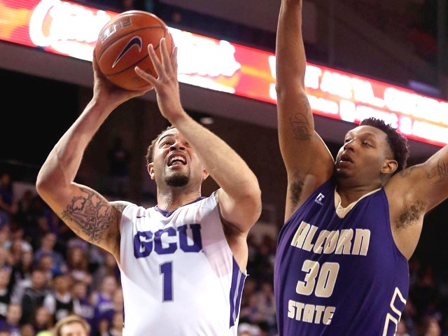 Alcorn State Braves fall to Grand Canyon Antelope...
