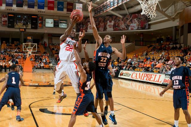 Morgan State rolls over Campbell