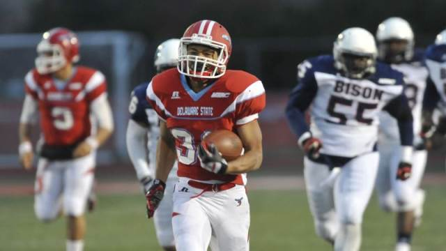 Delaware State Hornets win last game of the seaso...