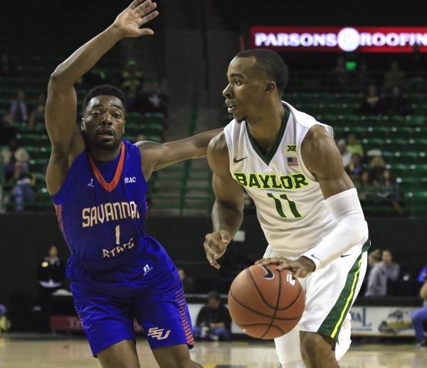 Baylor tops Savannah State